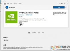 Win10提示NVIDIA control panel is not found错误的解决方法